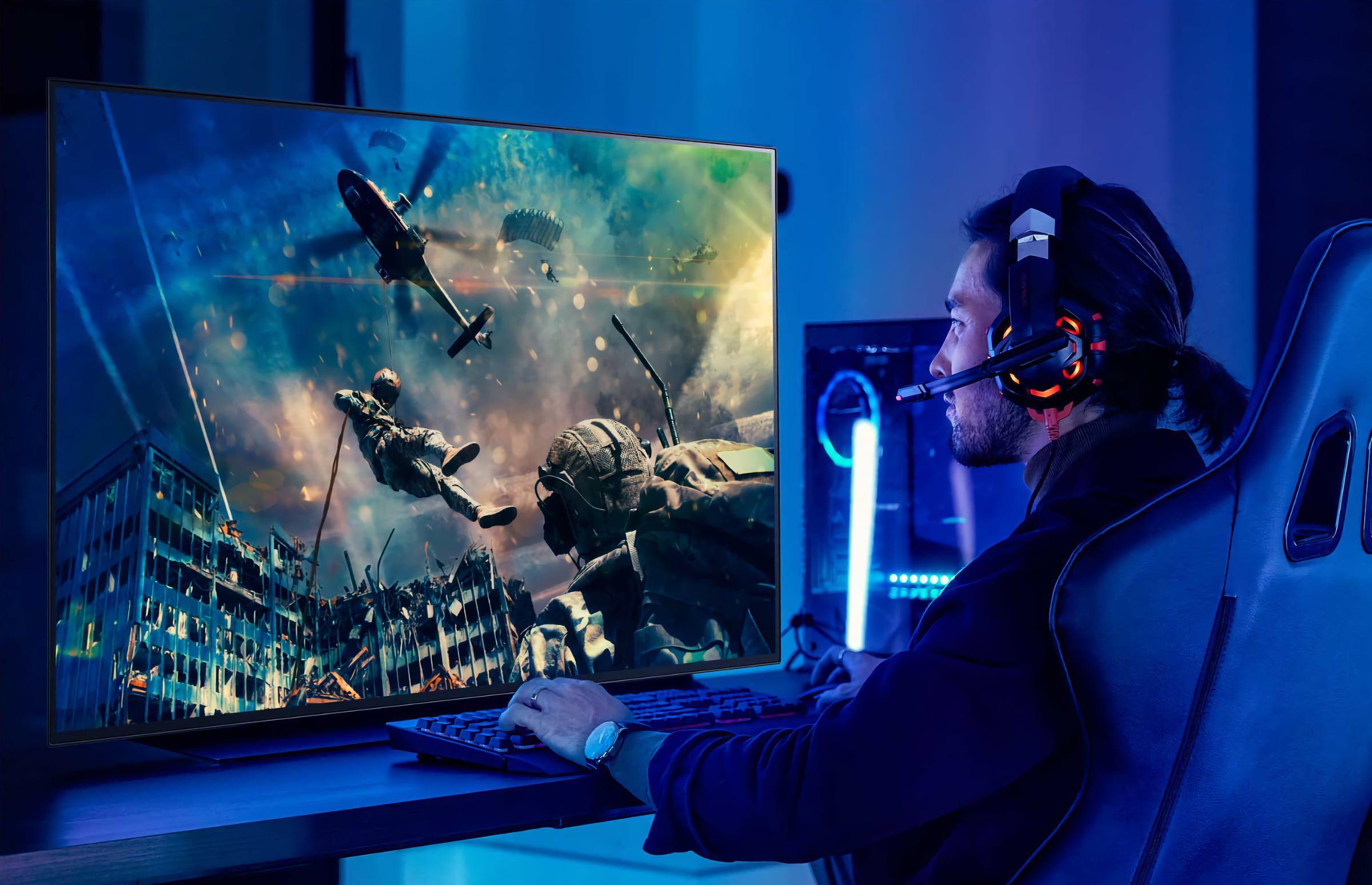 Что лучше для игр - монитор или телевизор