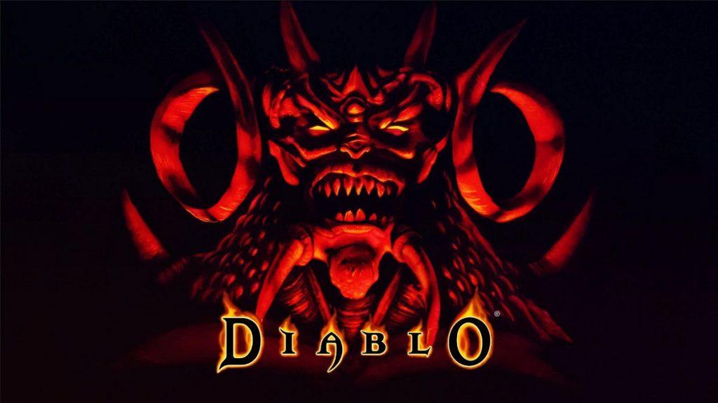 Игра Diablo 1996