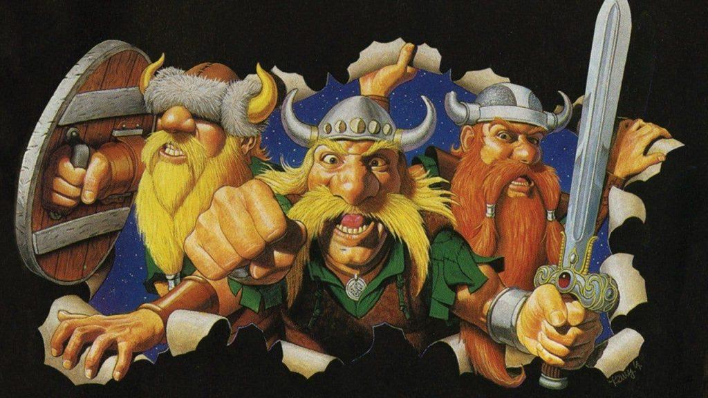 Игра Lost Vikings