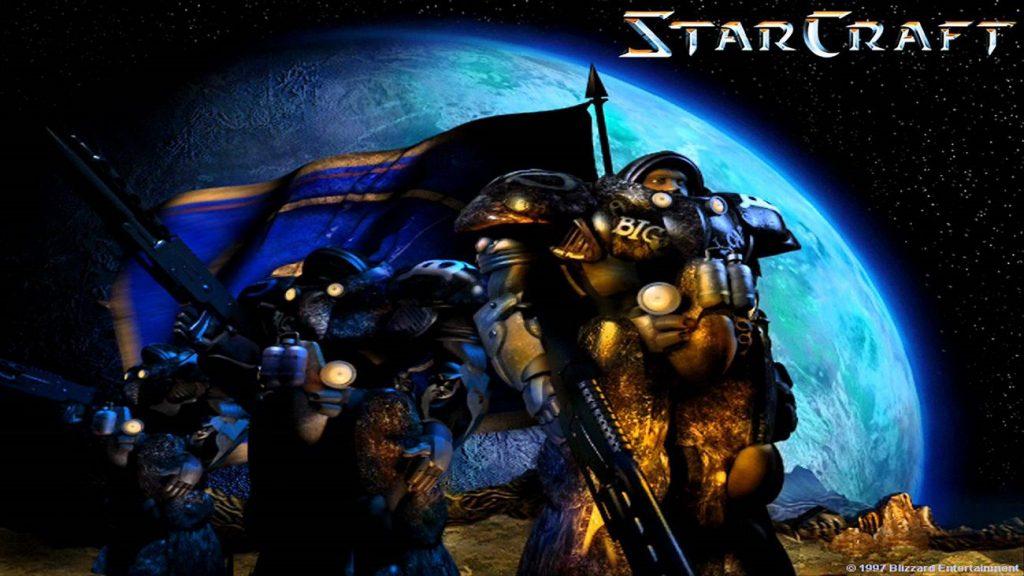 Игра Starcraft 1998