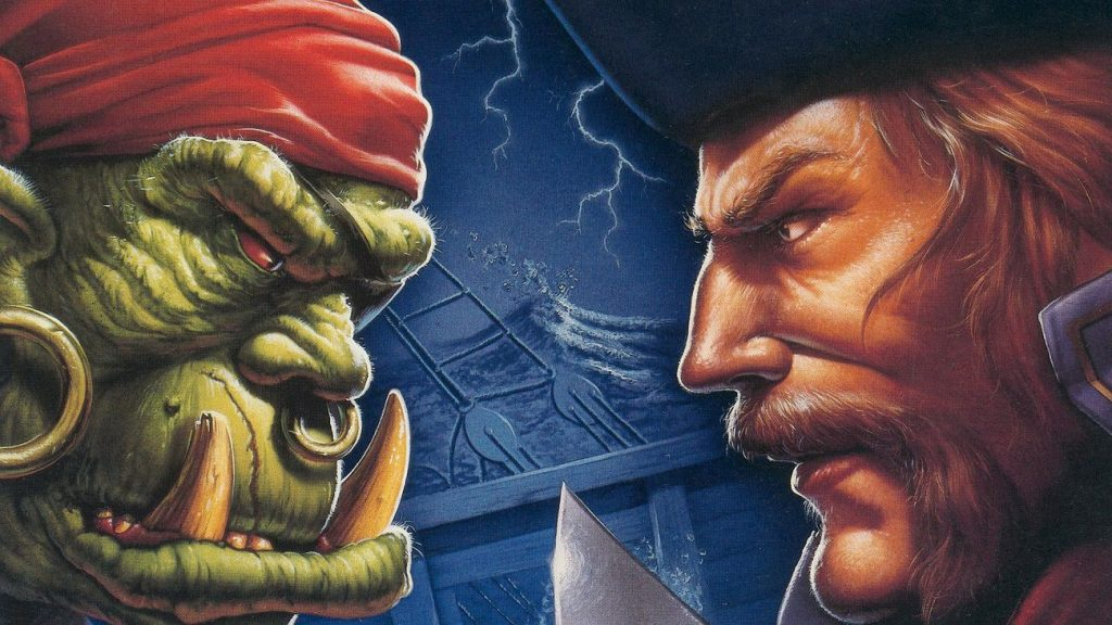 Игра Warcraft II Tides of Darkness