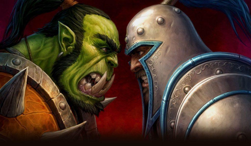 Игра Warcraft Orcs and Humans